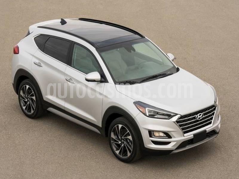 Hyundai Tucson Limited Tech nuevo color Blanco precio $518,600