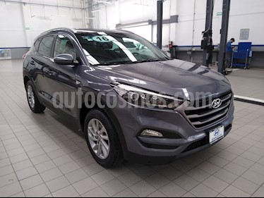 Hyundai Tucson GLS Premium usado (2016) color Gris precio $275,000