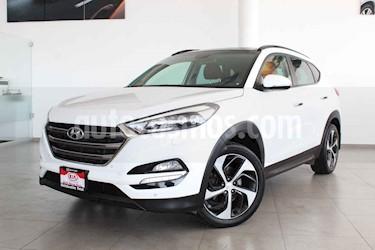 Hyundai Tucson 5p Limited Tech TA usado (2017) color Blanco precio $354,000