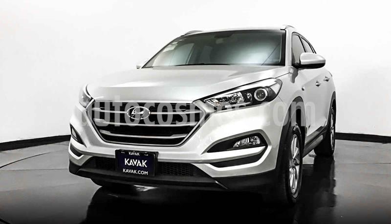 Hyundai Tucson Limited usado (2016) color Gris precio $284,999