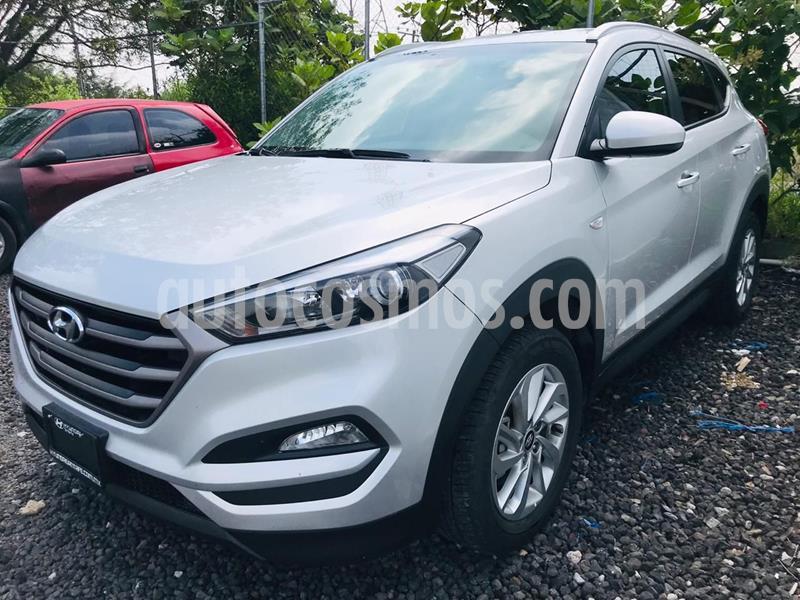 Hyundai Tucson GLS Premium usado (2018) color Plata Dorado precio $306,000