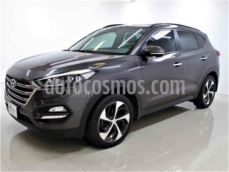 Hyundai Tucson Limited Tech usado (2016) color Gris precio $305,000