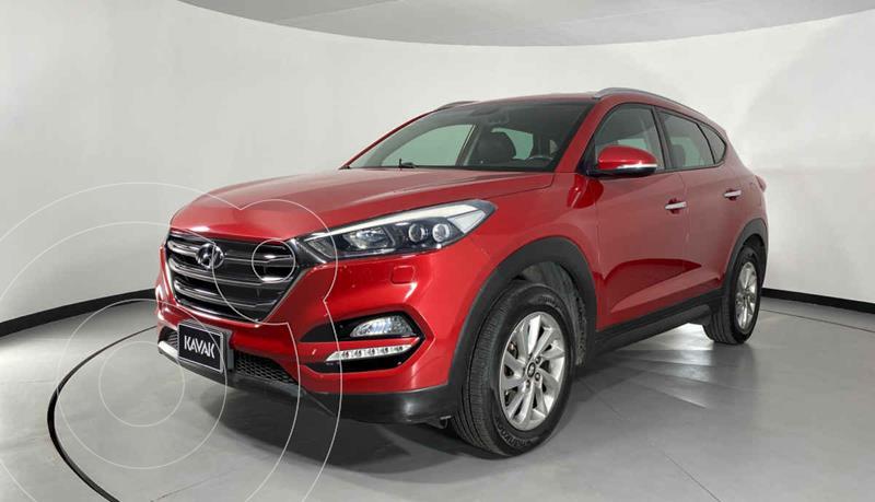 Hyundai Tucson GLS usado (2016) color Rojo precio $289,999