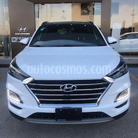Hyundai Tucson Limited Tech usado (2019) color Blanco precio $450,000