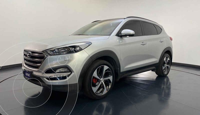 Hyundai Tucson GLS usado (2018) color Plata precio $329,999