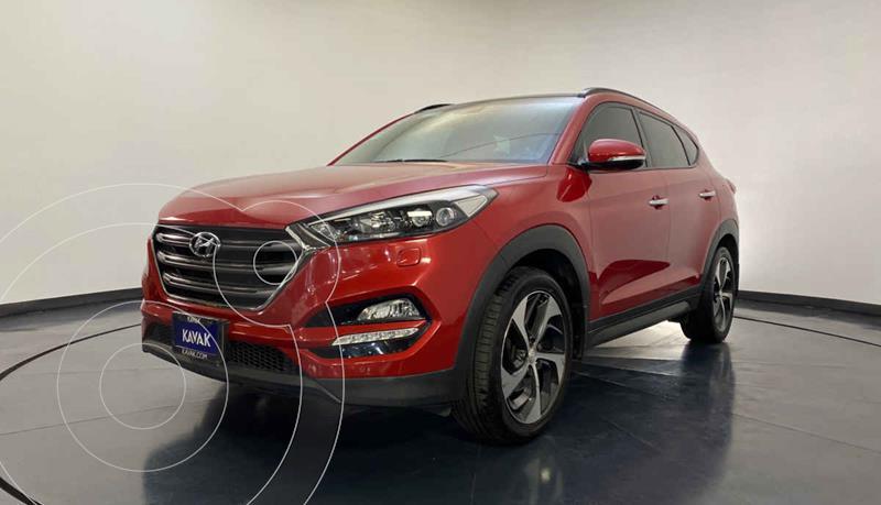 Hyundai Tucson Limited Tech usado (2016) color Rojo precio $317,999
