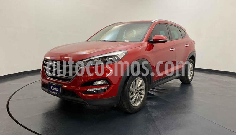 Hyundai Tucson Limited usado (2017) color Rojo precio $324,999