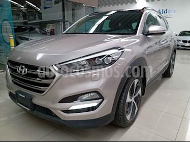 Hyundai Tucson Limited Tech usado (2017) color Blanco precio $325,000