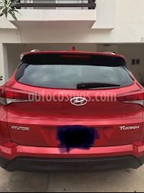 Hyundai Tucson GLS Premium usado (2016) color Rojo precio $245,000