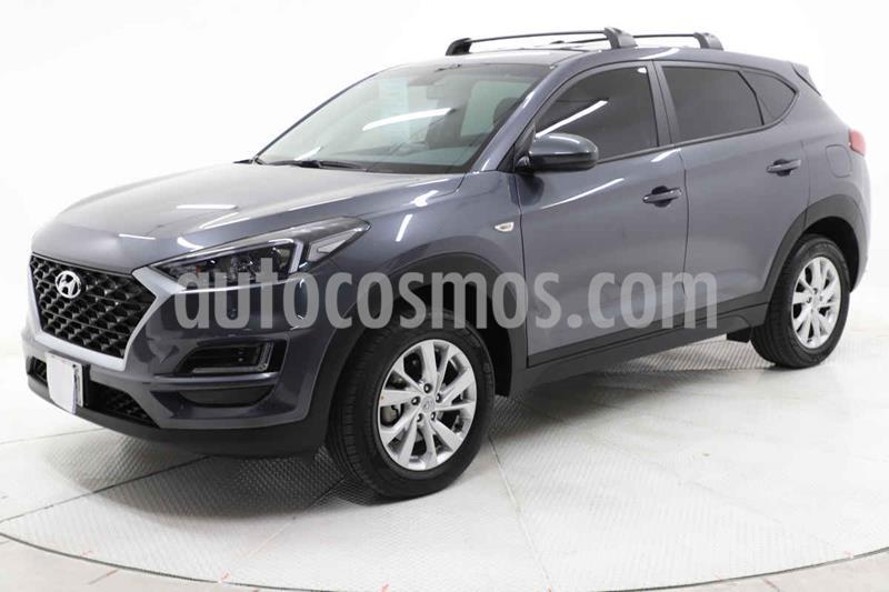 Hyundai Tucson GLS usado (2019) color Gris precio $359,000