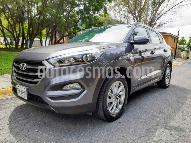Hyundai Tucson GLS Premium usado (2016) color Gris precio $265,000
