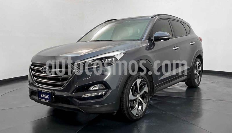 Hyundai Tucson Limited Tech usado (2016) color Gris precio $319,999