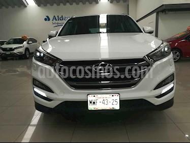 Foto Hyundai Tucson Limited usado (2016) color Blanco precio $279,000