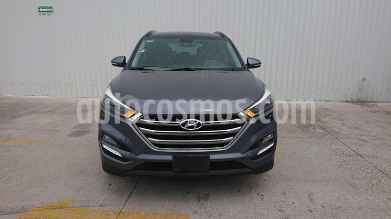Hyundai Tucson Limited Tech usado (2016) color Gris Oscuro precio $289,000