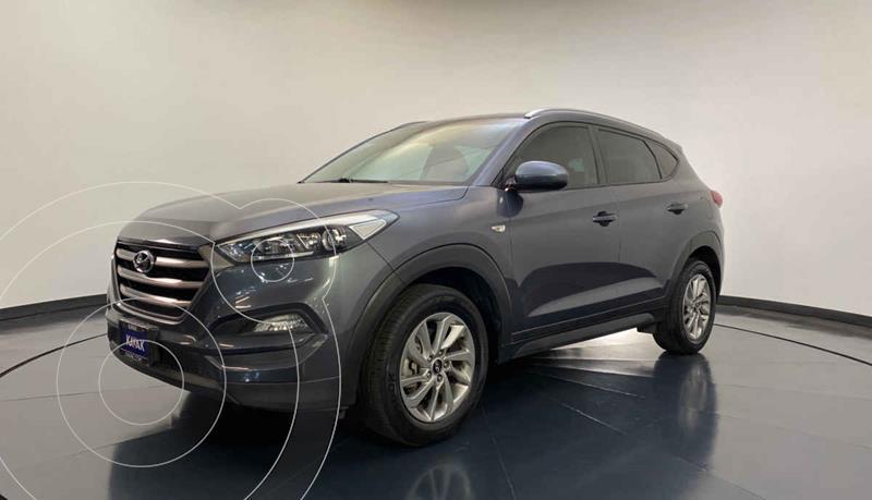 Hyundai Tucson GLS usado (2018) color Gris precio $289,999