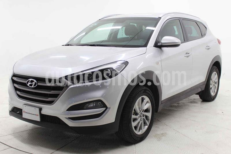 Hyundai Tucson GLS Premium usado (2017) color Plata precio $299,000