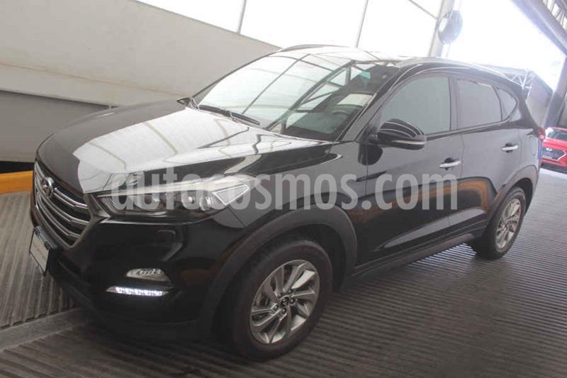 Hyundai Tucson Limited usado (2017) color Negro precio $315,000