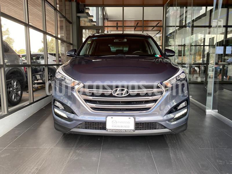 Hyundai Tucson Limited usado (2018) color Gris precio $315,000