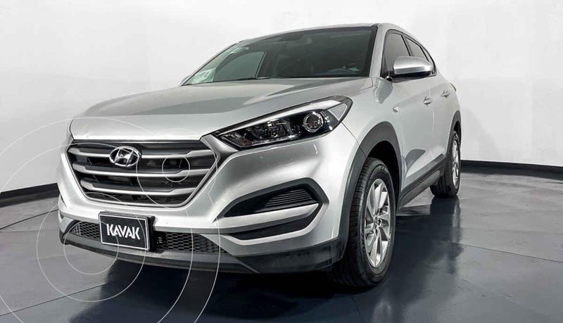 Foto Hyundai Tucson GLS usado (2018) color Plata precio $292,999