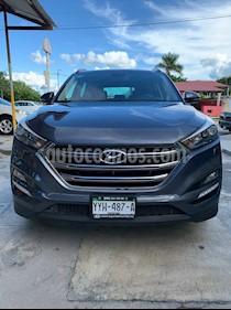 Hyundai Tucson Limited Tech usado (2017) color Gris precio $295,000