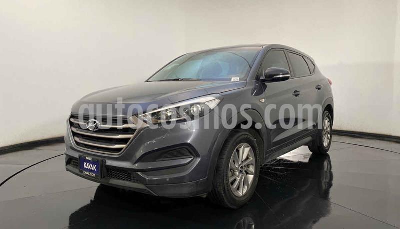 Hyundai Tucson GLS usado (2017) color Gris precio $279,999