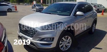 Hyundai Tucson 5p GLS Premium L4/2.0 Aut usado (2019) color Plata precio $360,000