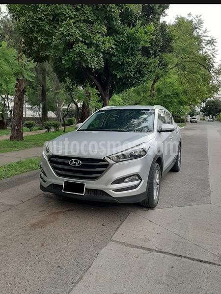 Hyundai Tucson GLS Premium usado (2018) color Plata precio $272,000