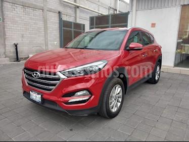 Hyundai Tucson Limited usado (2018) color Rojo precio $385,000