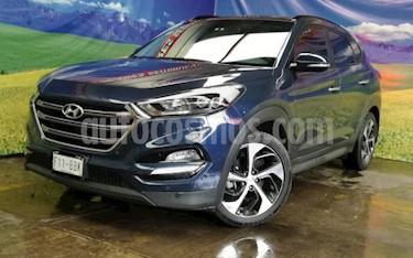 Hyundai Tucson Limited Tech usado (2017) color Azul precio $339,000