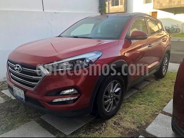 Hyundai Tucson Limited usado (2017) color Rojo precio $290,000