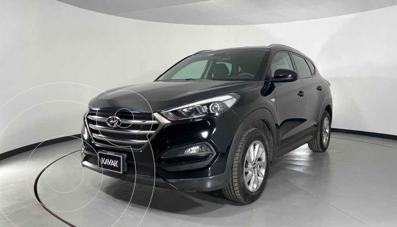 Hyundai Tucson Limited usado (2016) color Negro precio $269,999
