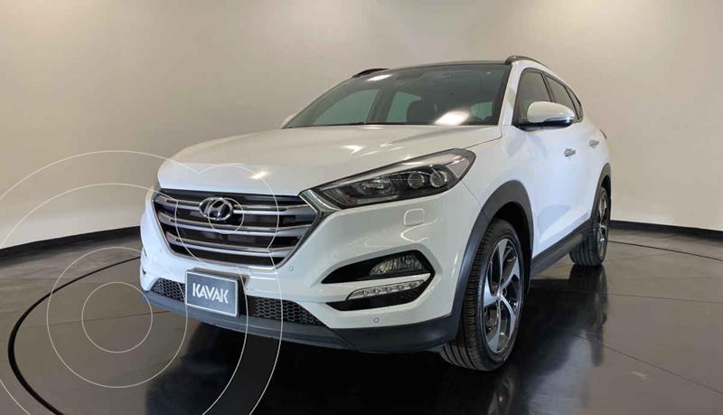 Hyundai Tucson Limited Tech usado (2016) color Blanco precio $312,999