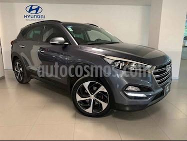 Hyundai Tucson Limited Tech usado (2016) color Gris precio $310,000