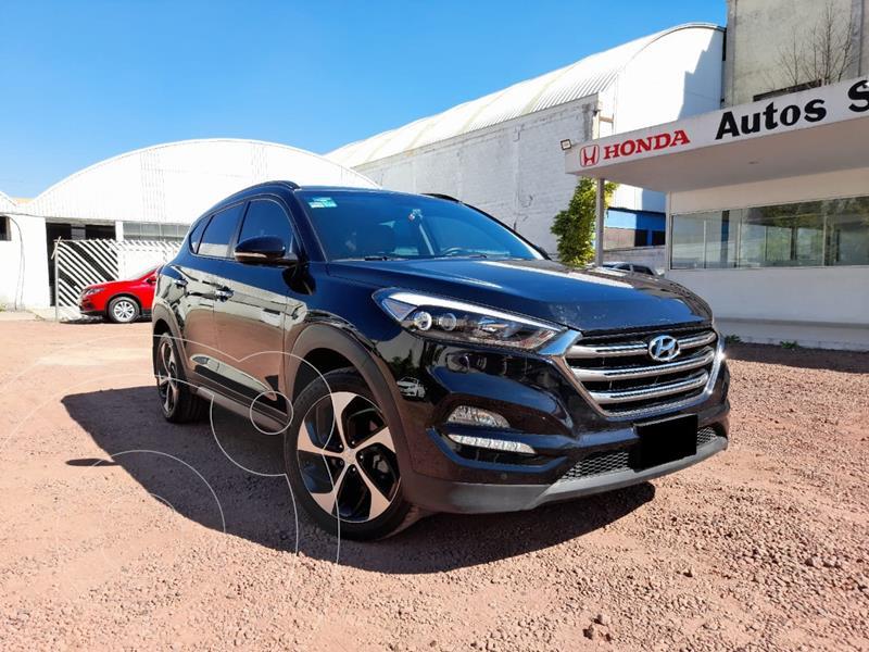 Hyundai Tucson Limited Tech usado (2018) color Negro precio $365,000