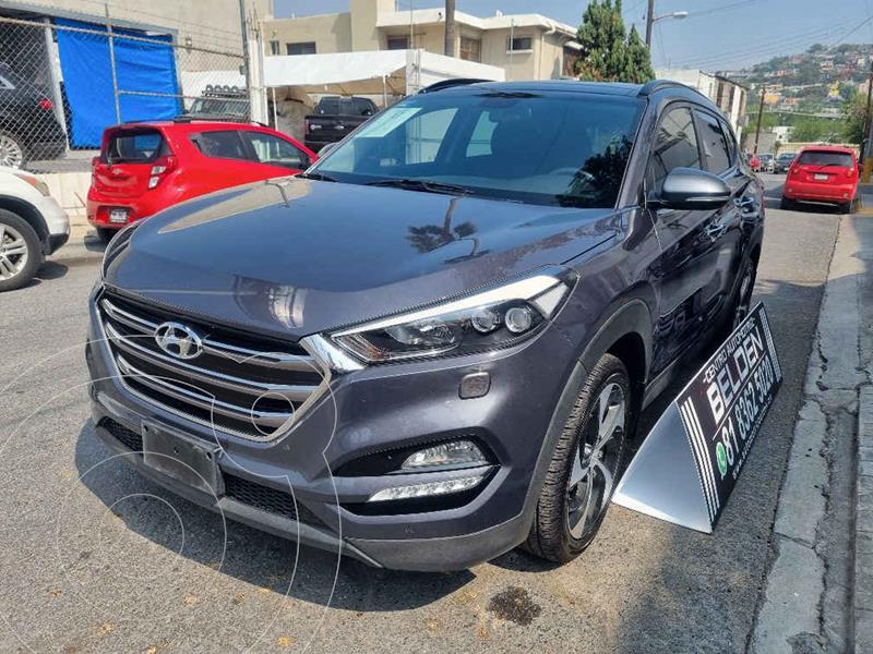 Foto Hyundai Tucson Version usado (2017) color Gris precio $364,000