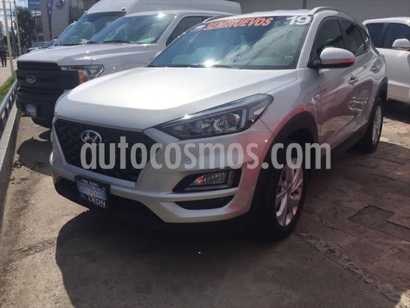 Hyundai Tucson GLS Premium usado (2019) color Plata precio $349,000