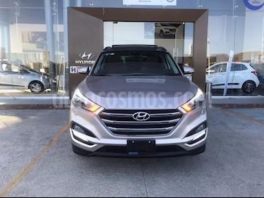 Hyundai Tucson Limited Tech usado (2018) color Arena precio $395,000