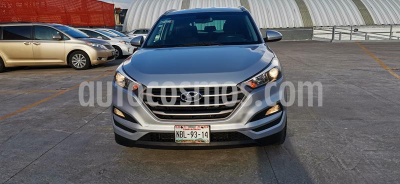 Hyundai Tucson GLS Premium usado (2017) color Plata precio $260,000