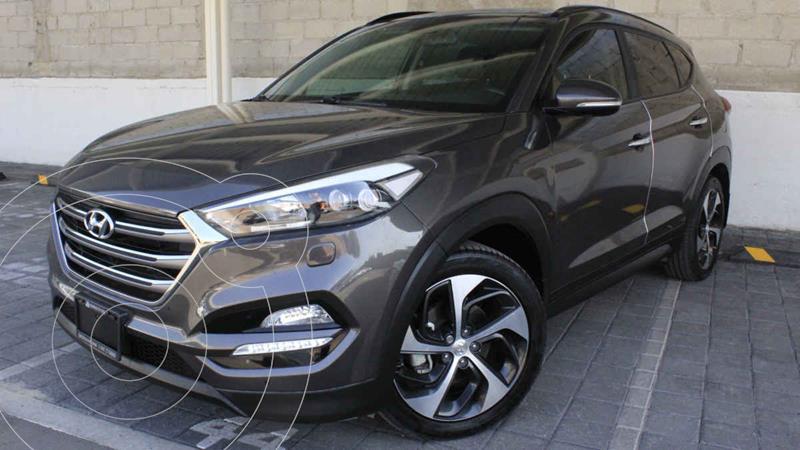 Foto Hyundai Tucson Limited Tech usado (2018) color Blanco precio $395,000
