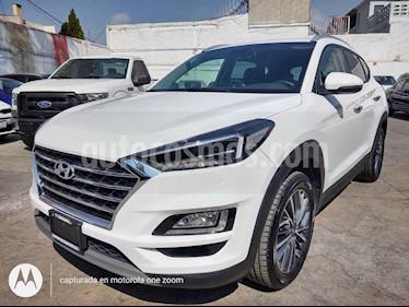 Hyundai Tucson 5p Limited L4/2.0 Aut usado (2019) color Blanco precio $399,000
