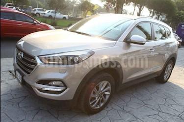 Hyundai Tucson Limited usado (2017) color Dorado precio $290,000