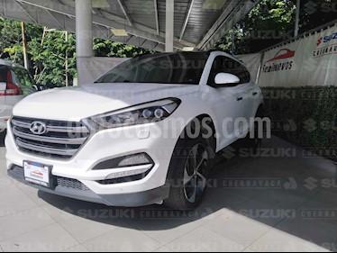 Hyundai Tucson Limited Tech usado (2016) color Blanco precio $287,000