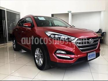 Hyundai Tucson LIMITED L4/2.0 AUT usado (2016) color Rojo precio $265,000