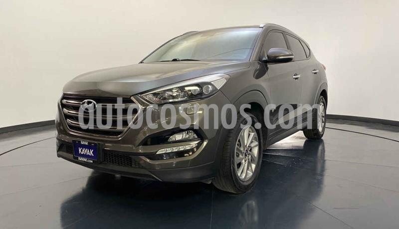 Hyundai Tucson GLS usado (2018) color Gris precio $317,999