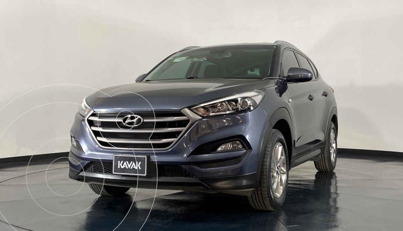 Foto Hyundai Tucson GLS Premium usado (2018) color Gris precio $362,999