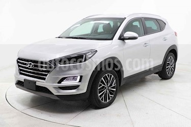 Hyundai Tucson 5p Limited L4/2.0 Aut usado (2019) color Plata precio $419,000