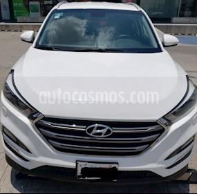Hyundai Tucson Limited usado (2017) color Blanco precio $310,000