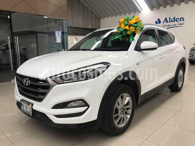 Hyundai Tucson GLS Premium usado (2017) color Blanco precio $285,000