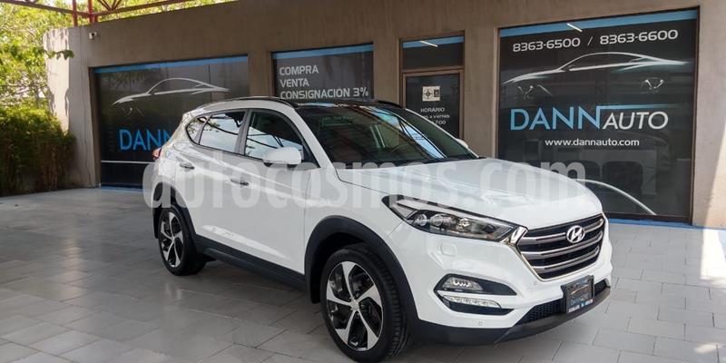 Hyundai Tucson Limited Tech usado (2017) color Blanco precio $339,000