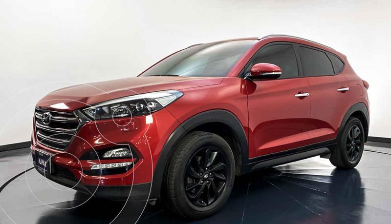 Hyundai Tucson GLS usado (2016) color Rojo precio $277,999